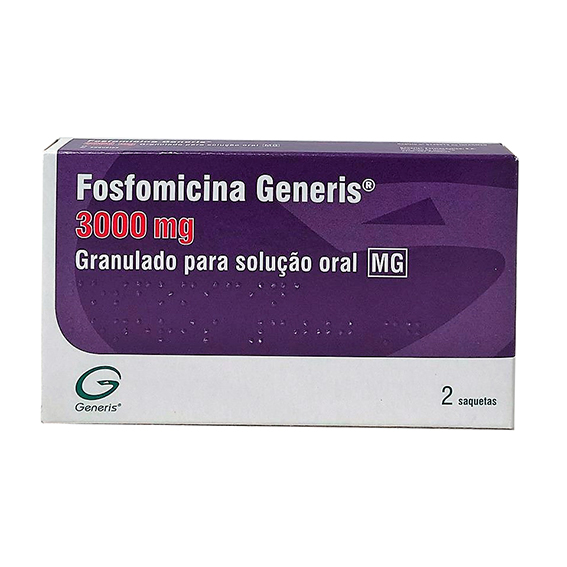 fosfomicina 3000 mg